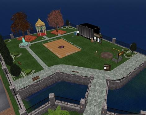 Nevermore Park